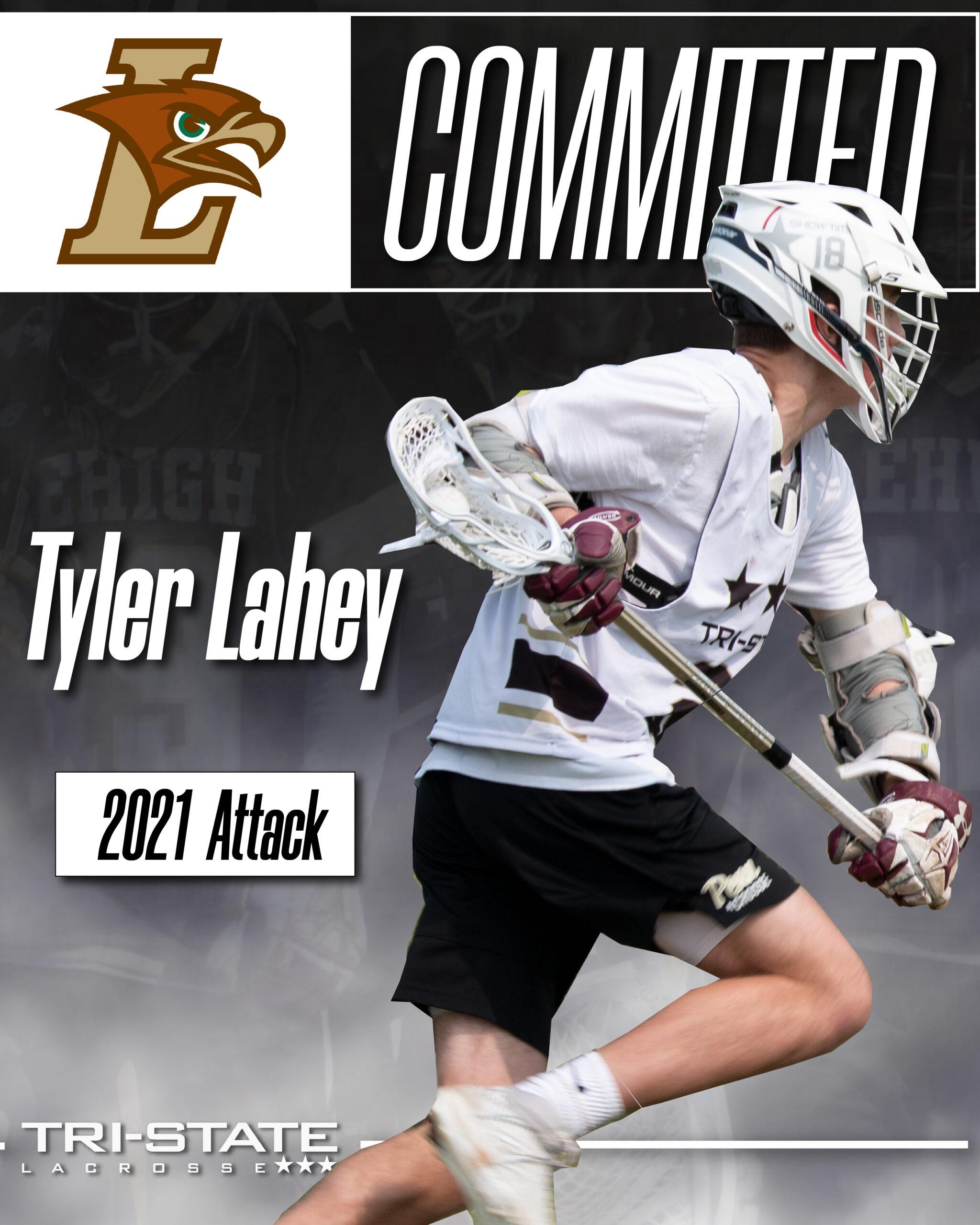 Tyler Lahey - Lehigh