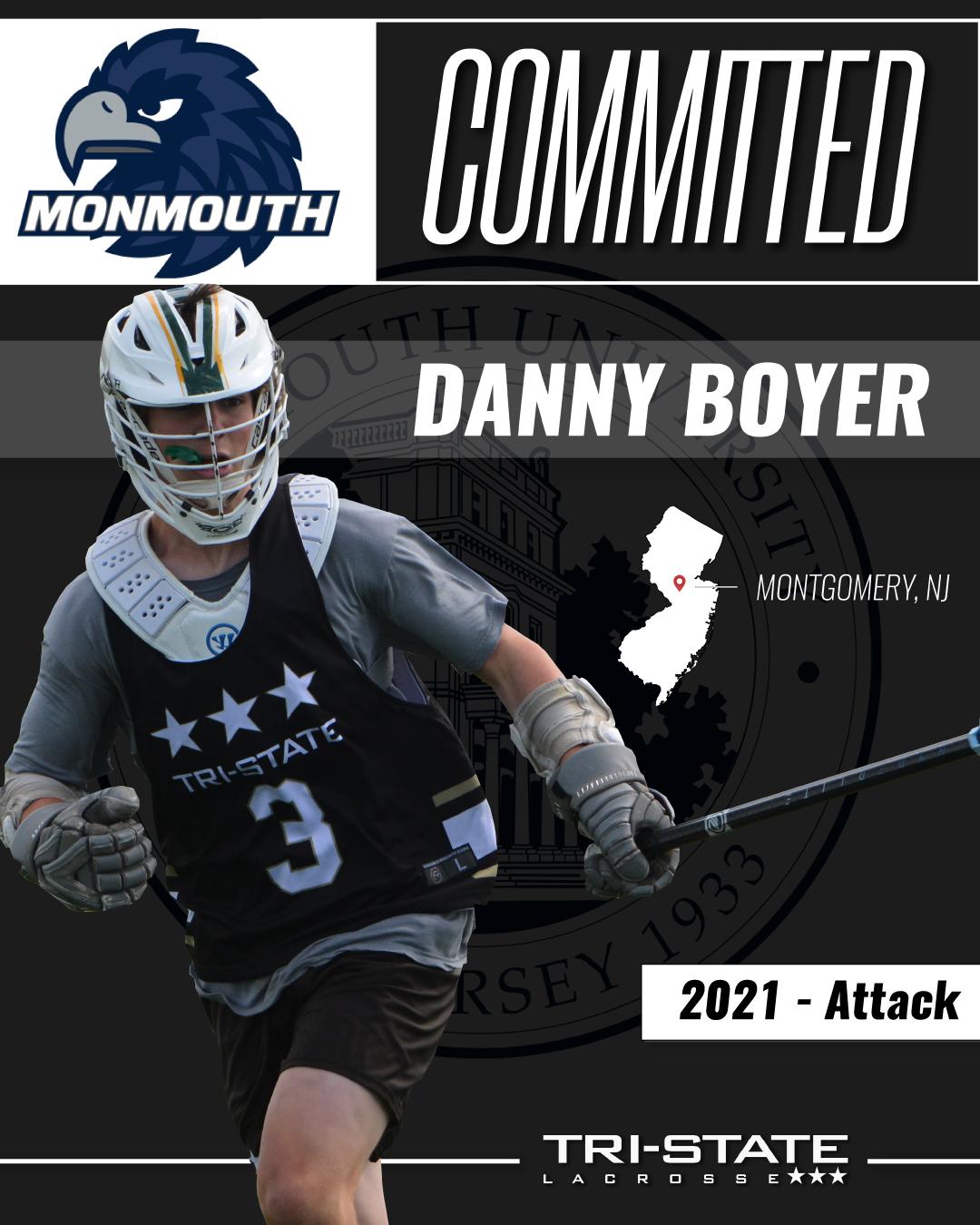 Dan Boyer - Montgomery, Monmouth